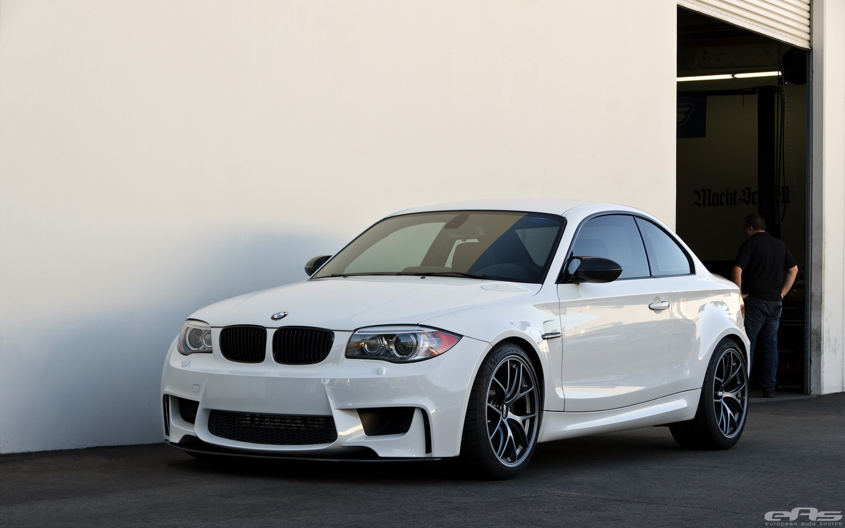 Bmw 1m Gets Bbs Wheels And Other Goodies Autoevolution