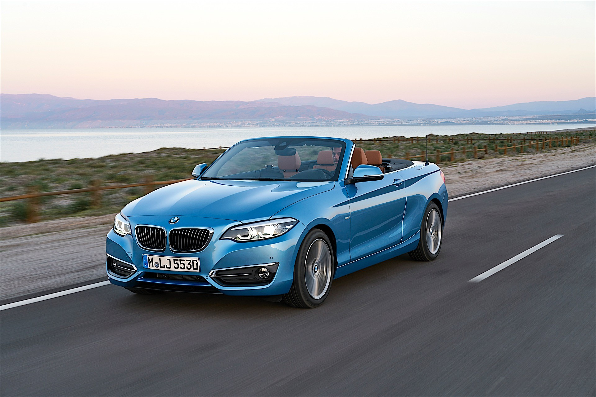 bmw 2 series coupe and cabrio get a subtle facelift they. Black Bedroom Furniture Sets. Home Design Ideas