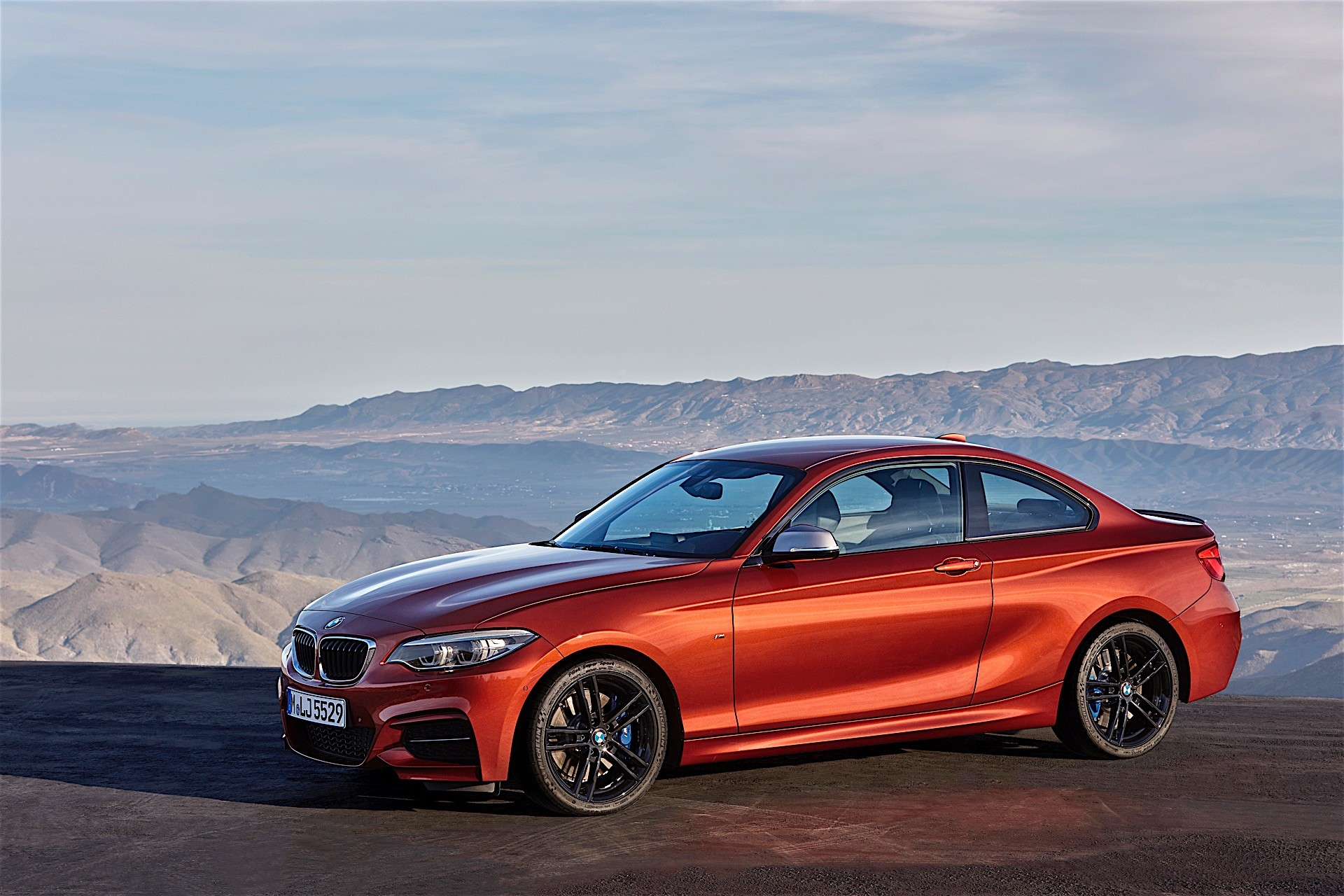 bmw 2 series coupe and cabrio get a subtle facelift they look just right autoevolution