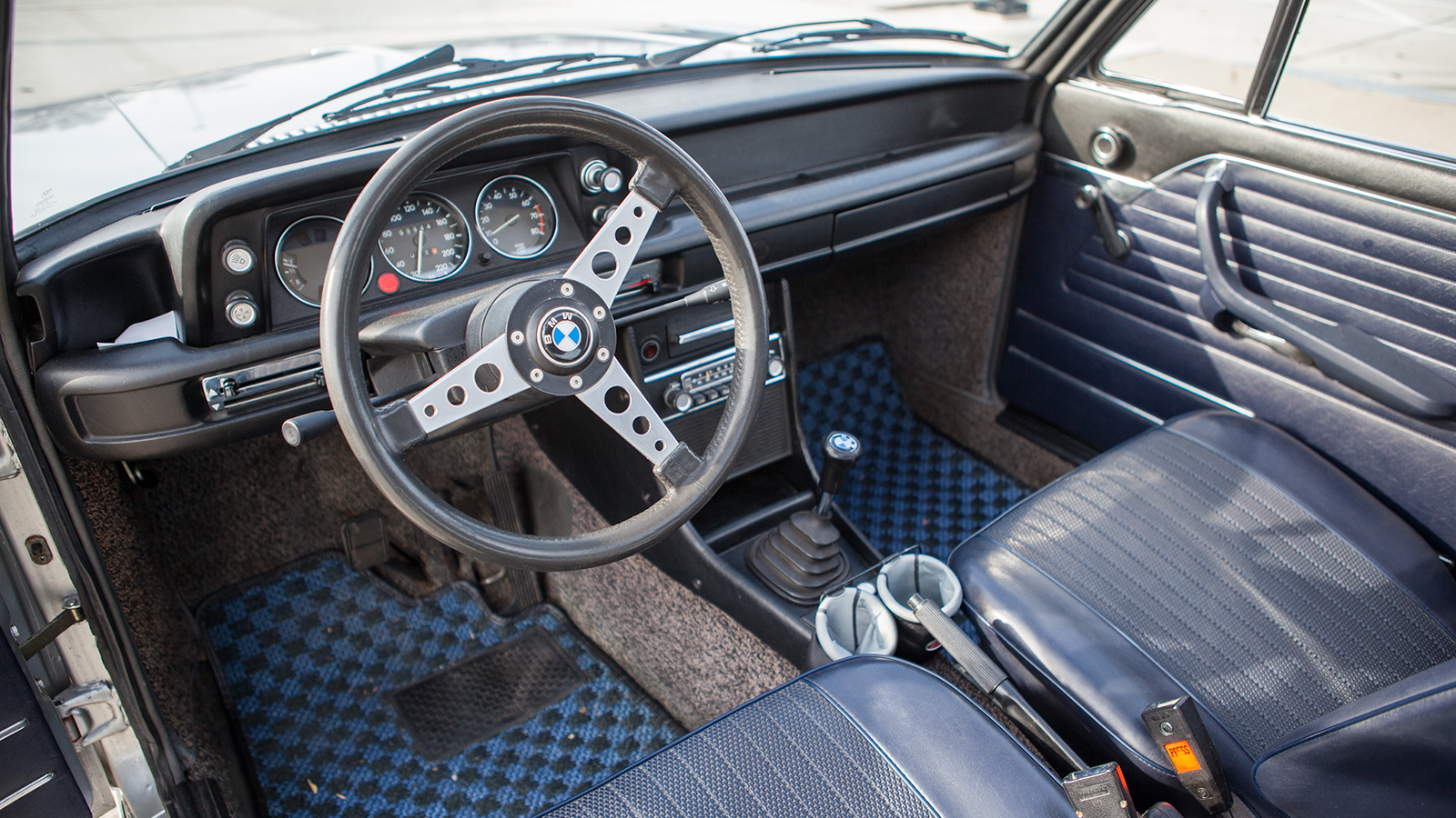 Bmw 2002tii Touring As Rare As It Gets Autoevolution