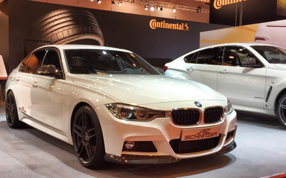 bmw 3 and 4 series get new parking assistant starting this summer BMW 3 Series Interior bmw 3 series facelift tuned by ac schnitzer for essen motor show