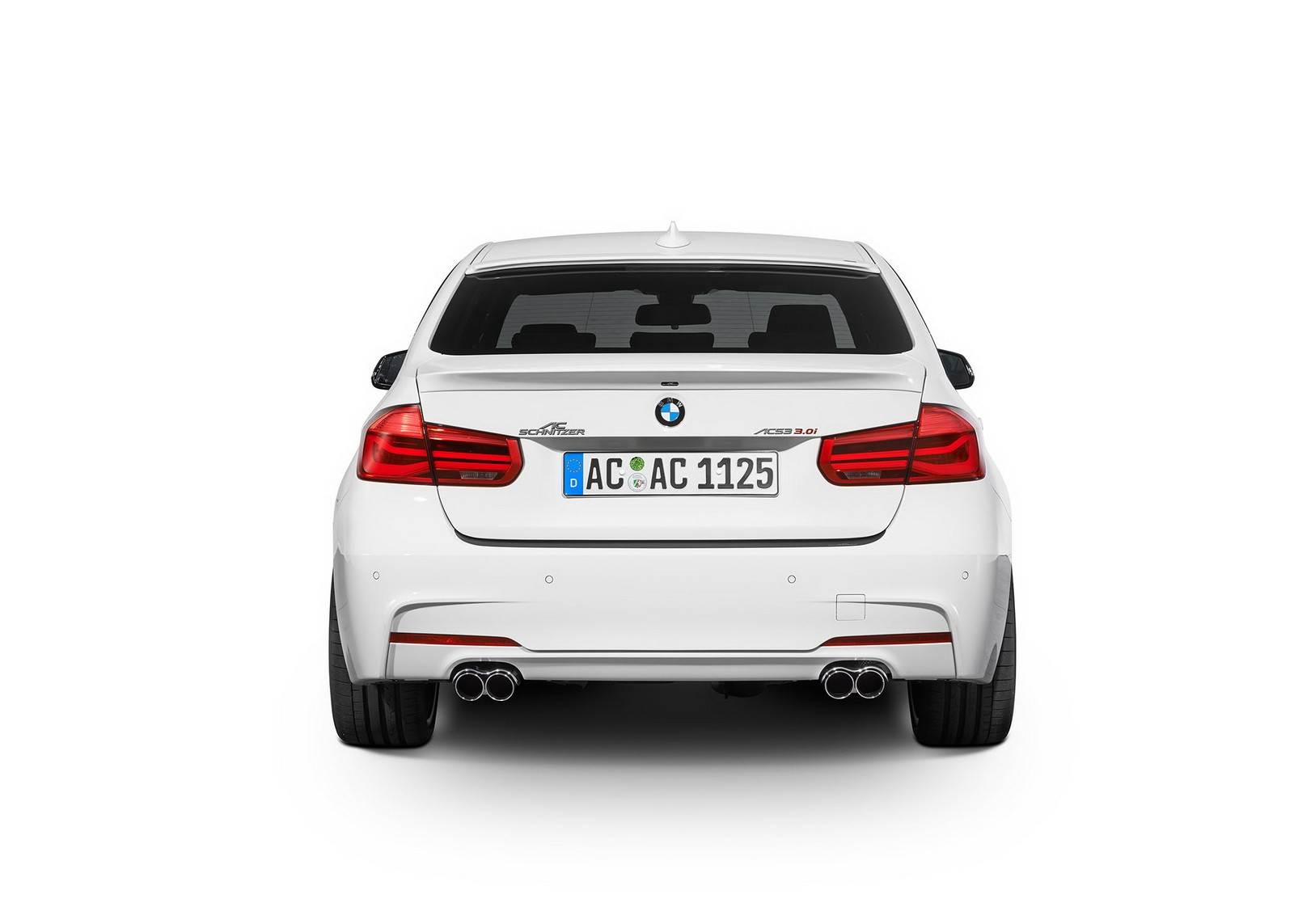 bmw 3 and 4 series get new parking assistant starting this summer 2007 BMW 3 Series bmw 3 series facelift tuned by ac schnitzer for essen motor show