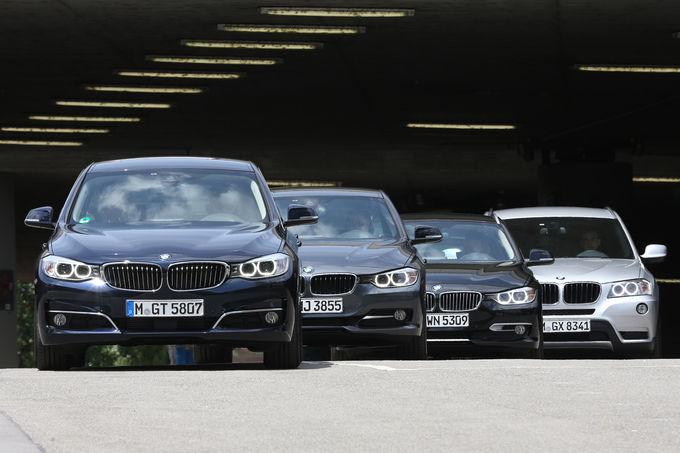 Bmw 3 Series Gt Vs Touring Vs Sedan Vs X3 Comparison By Auto Motor Und Sport Autoevolution