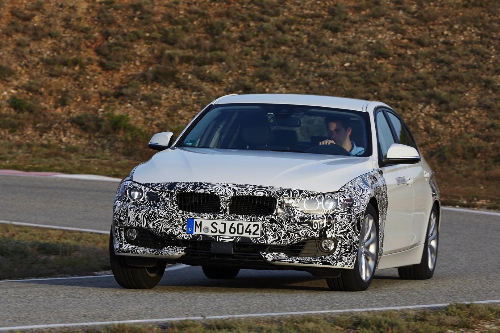 BMW 3 Series PlugIn Hybrid 245 HP and 117 mpg