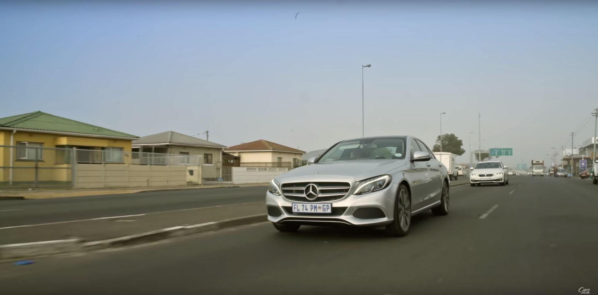 Bmw 330e versus mercedes benz c350e versus 20 kilometer for Mercedes benz 330