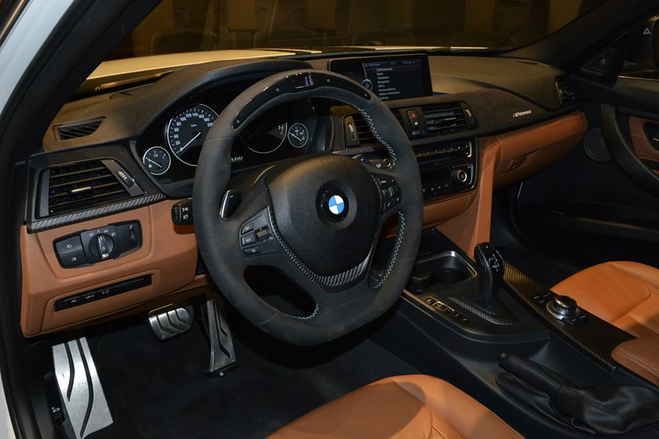 BMW I Shows Complete M Performance Arsenal In Abu Dhabi - Bmw 335i performance chip