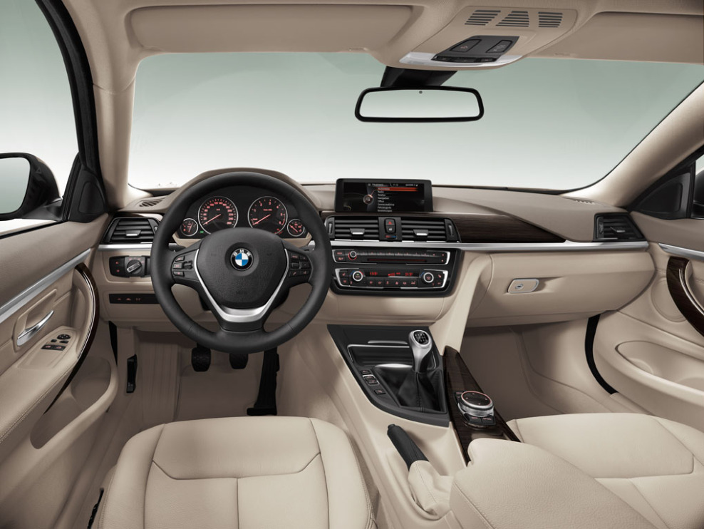 BMW Series Coupe Exterior And Interior Photos Leaked Autoevolution - Bmw 4 series interior