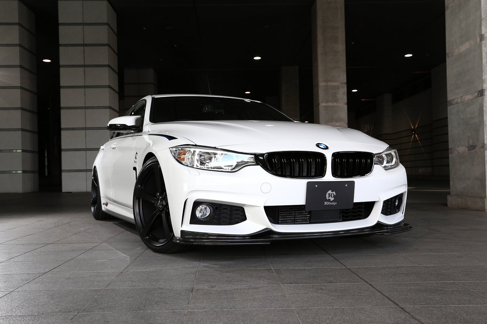 Bmw 4 Series Gran Coupe By 3d Design Autoevolution