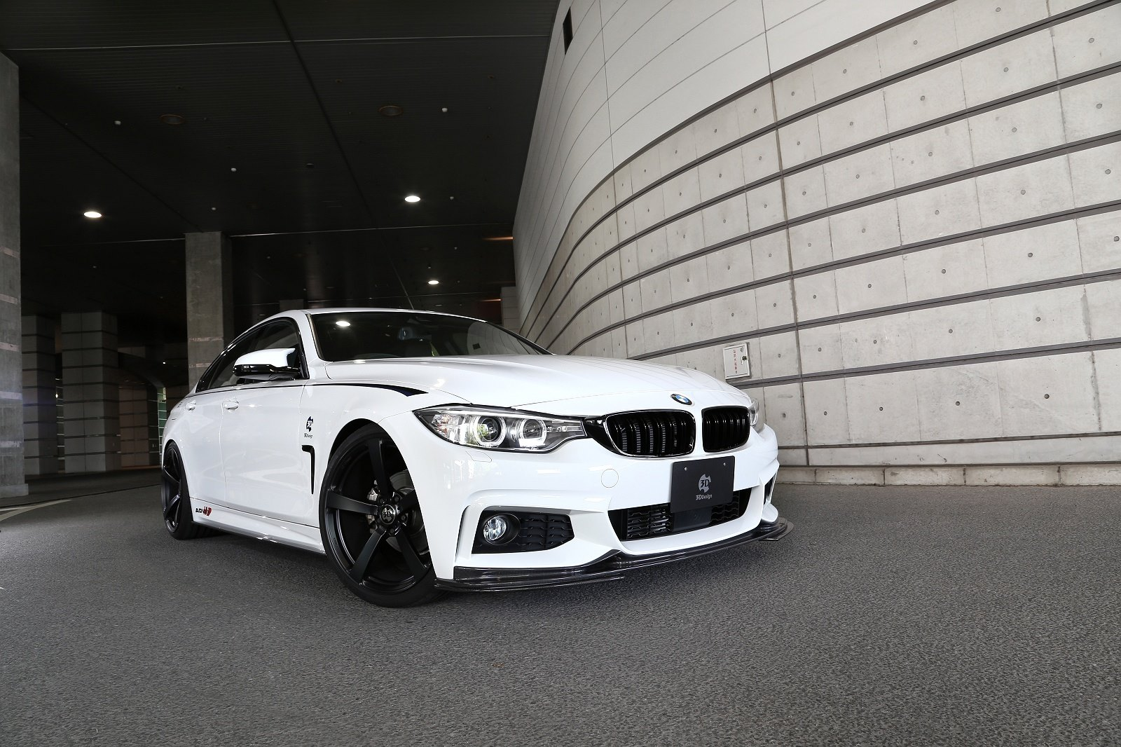 Bmw Series Gran Coupe By D Design Photo Gallery