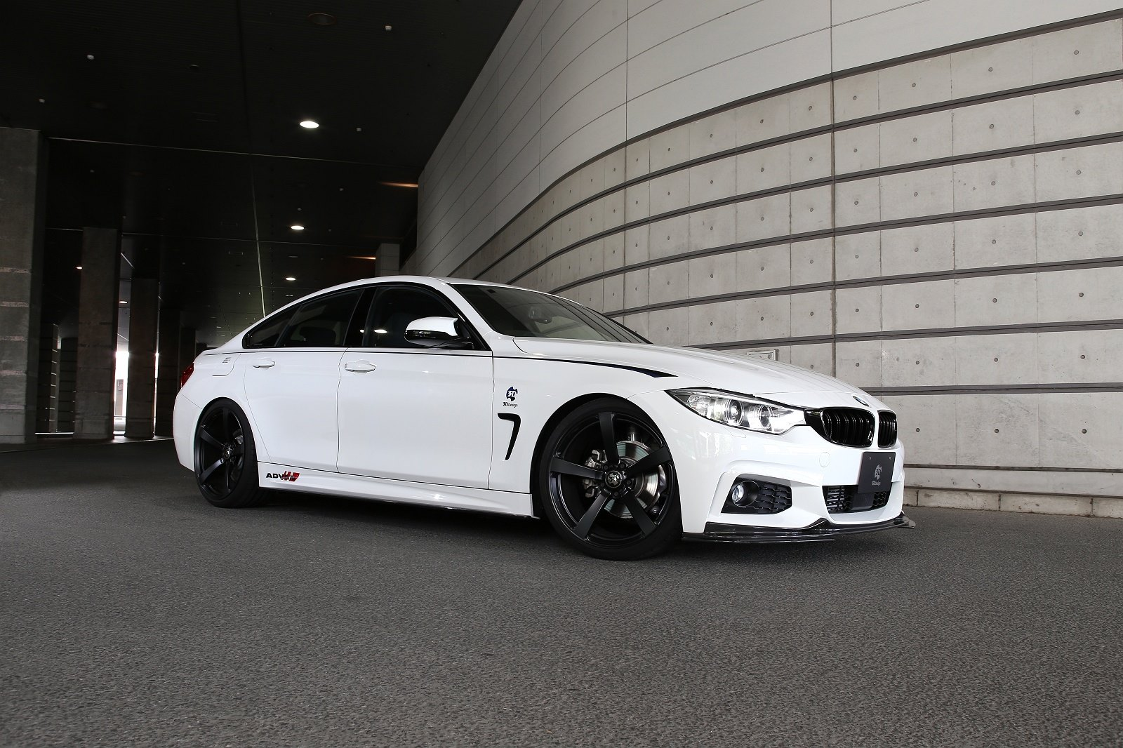BMW 4 Series Gran Coupe by 3D Design - autoevolution
