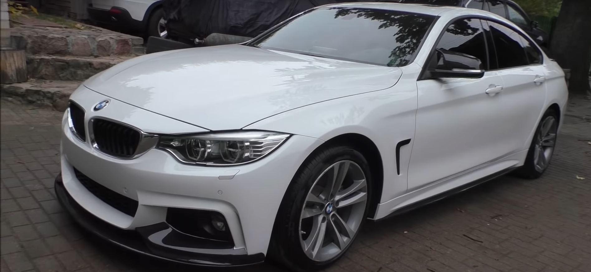 bmw 4 series gran coupe crash repair is mesmerizing autoevolution. Black Bedroom Furniture Sets. Home Design Ideas