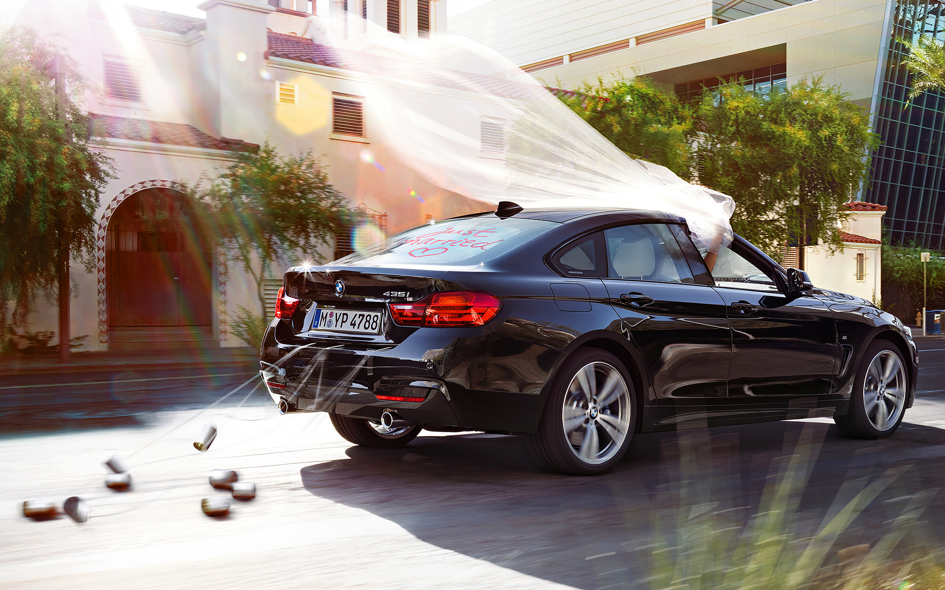BMW 4 Series Gran Coupe Wallpapers - autoevolution