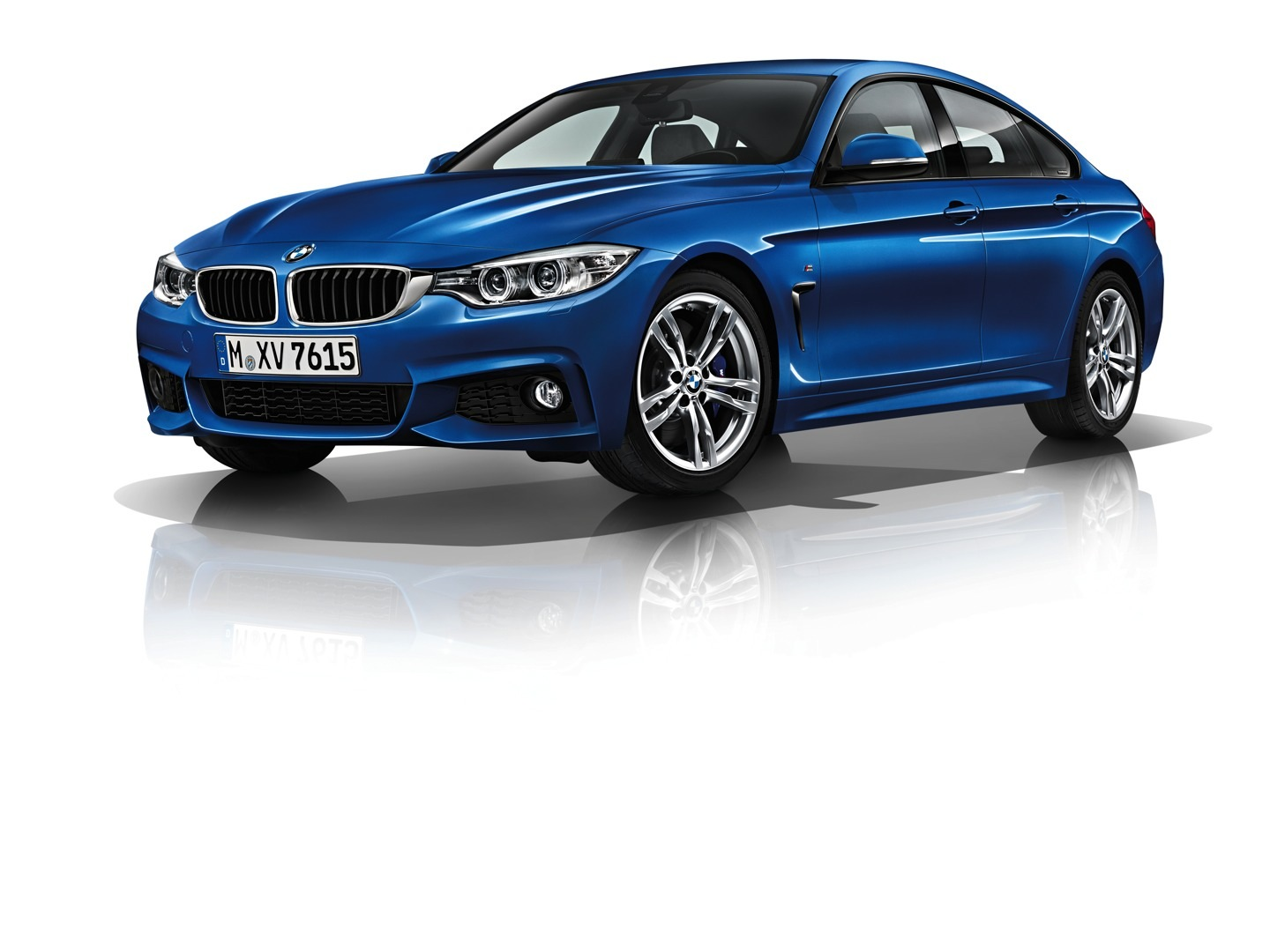 Bmw 4 Series Gran Coupe Will Get The Individual Treatment