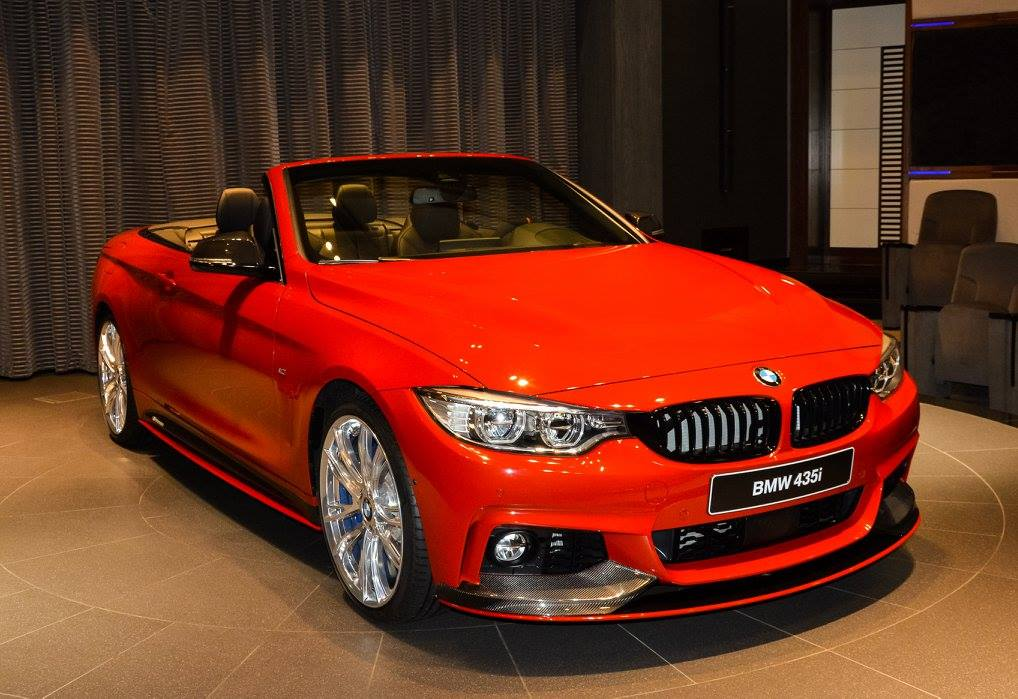 2015 bmw 435i convertible review autoevolution. Black Bedroom Furniture Sets. Home Design Ideas