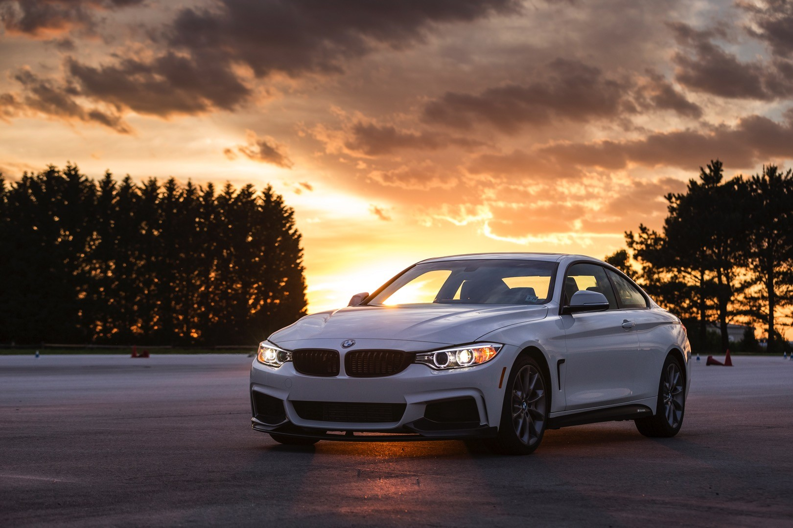 Bmw 435i Zhp Coupe Unveiled Limited To 100 Units