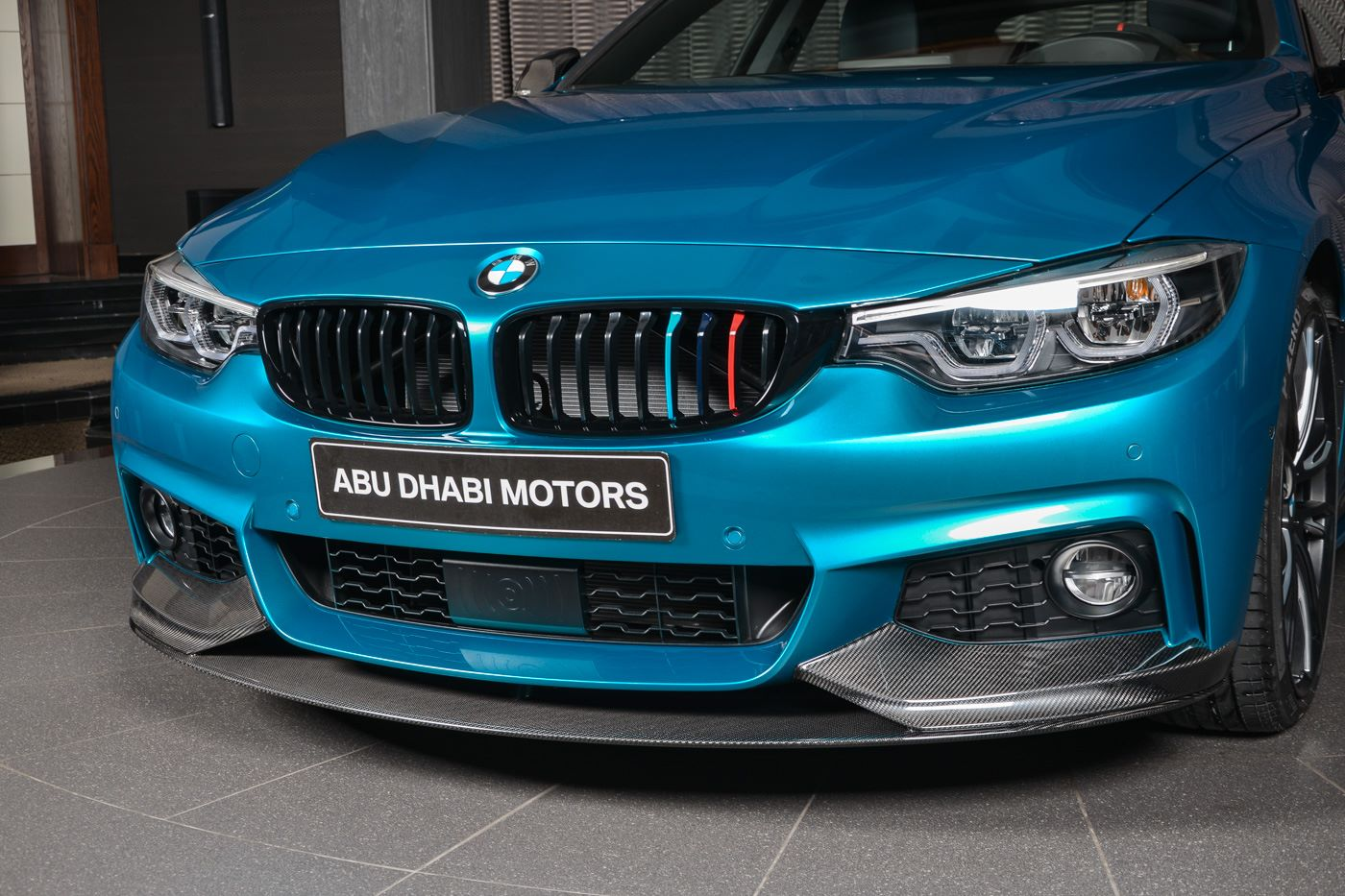Bmw 440i Gran Coupe Has Carbon Than M4 Competition Autoevolution