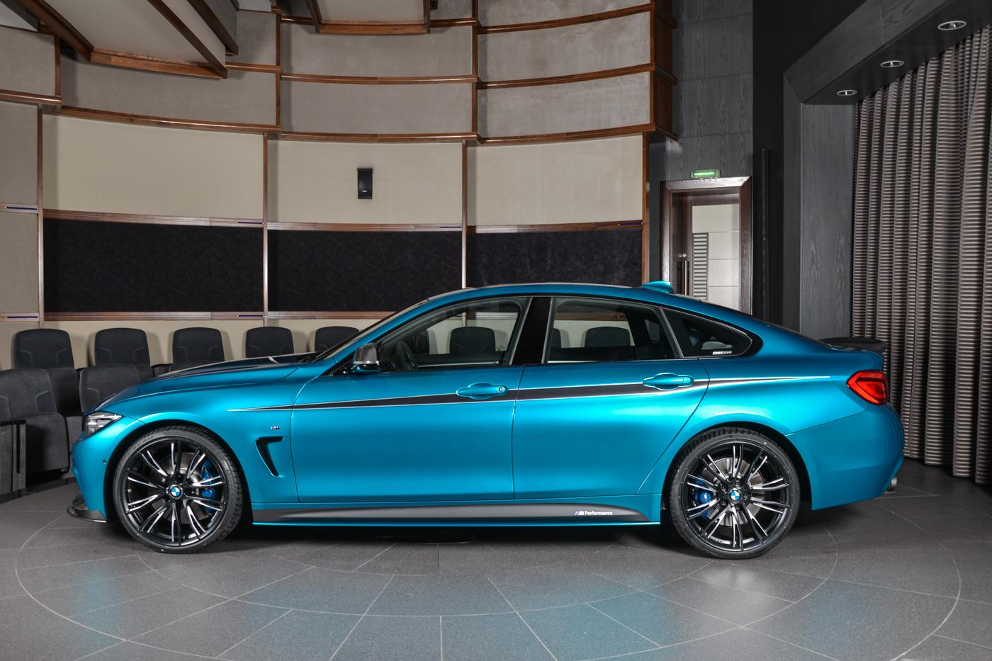 Bmw 440i Gran Coupe Has Carbon Than M4 Compeion