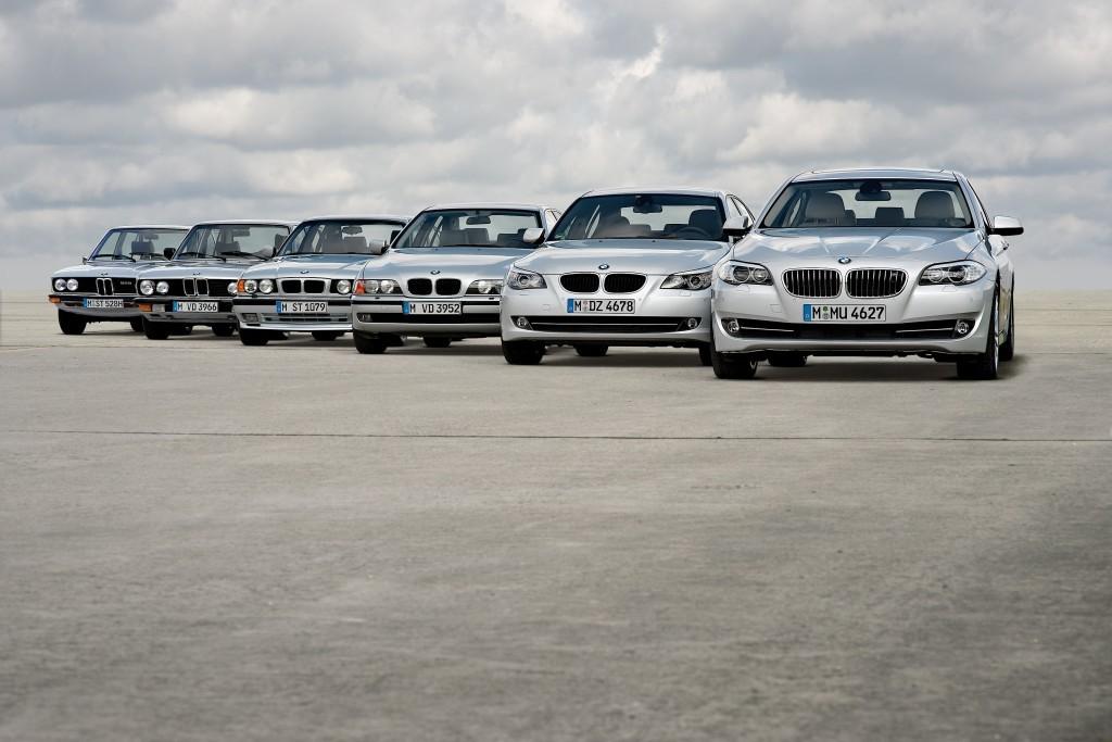 Perfect BMW 5 Series (E12 Through F10) ...