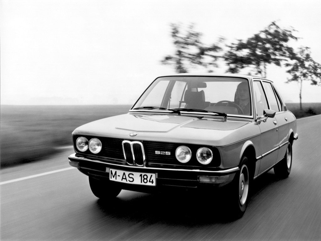 Bmw 5 Series Through The Years Up To The 2017 Bmw G30 5