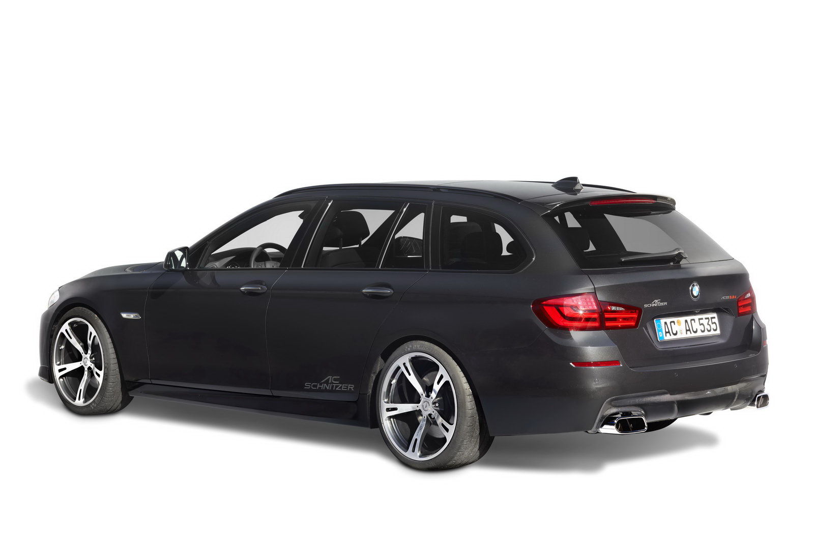 bmw 5 series touring gets ac schnitzer modification kit. Black Bedroom Furniture Sets. Home Design Ideas