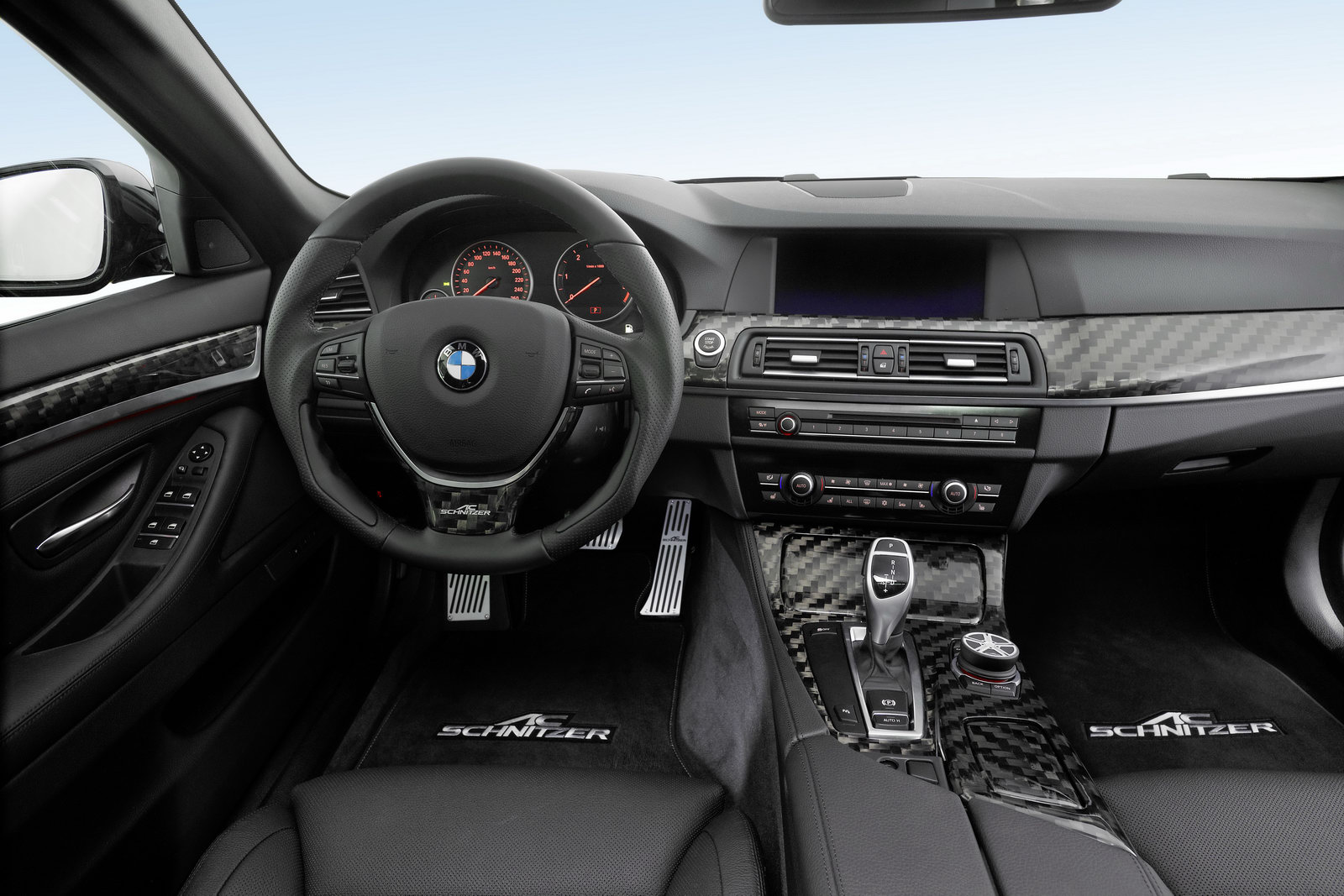 Bmw 5 Series Touring Gets Ac Schnitzer Modification Kit