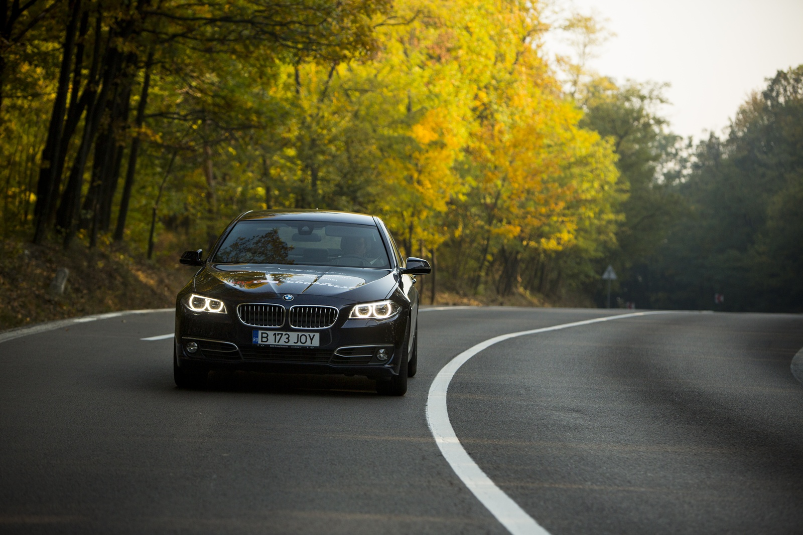 Bmw 520d Xdrive 1 000 Miles With One Tank Autoevolution