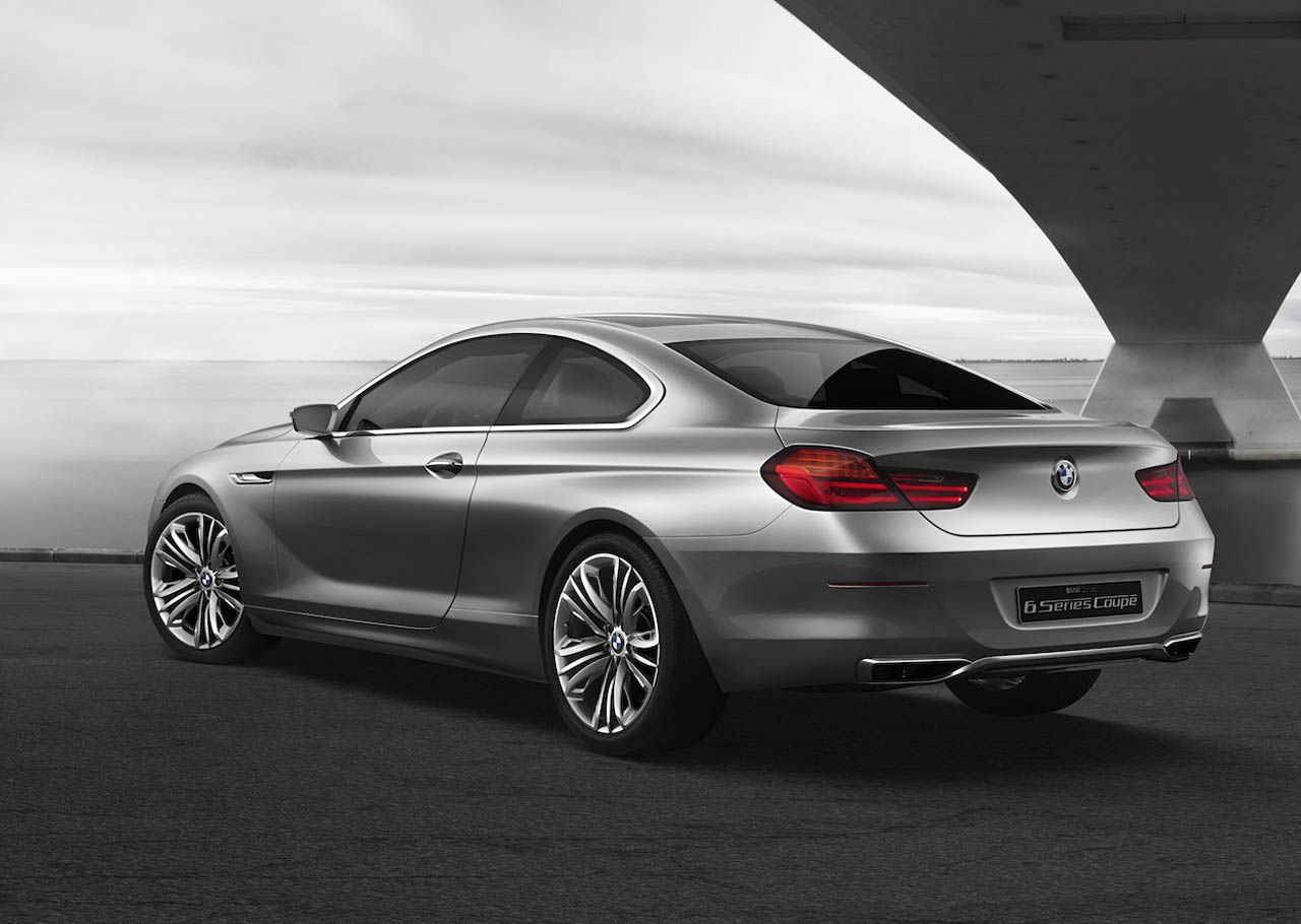 bmw 6 series coupe concept released autoevolution. Black Bedroom Furniture Sets. Home Design Ideas