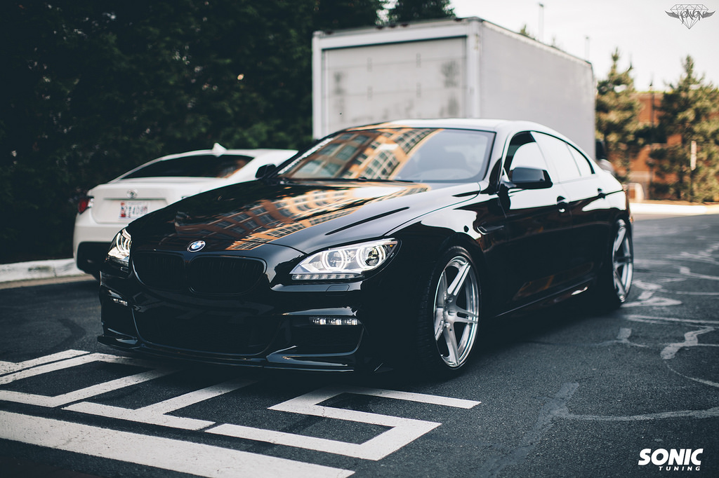 Bmw 6 Series Gran Coupe By Sonic Tuning Is Just Right