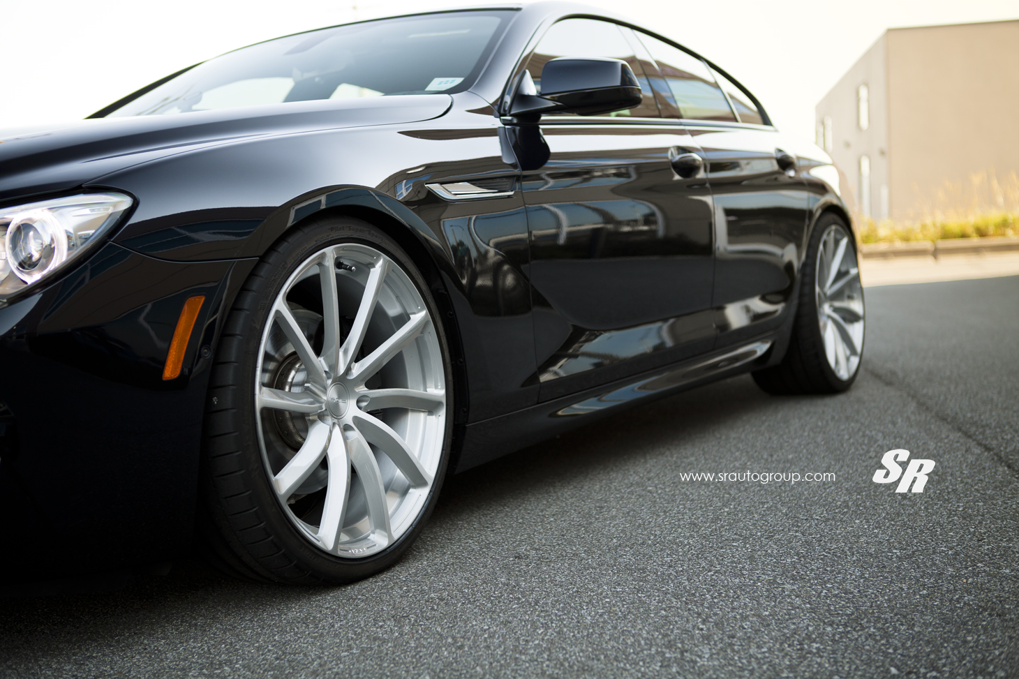 bmw 6 series gran coupe gets serious on pur wheels autoevolution. Cars Review. Best American Auto & Cars Review
