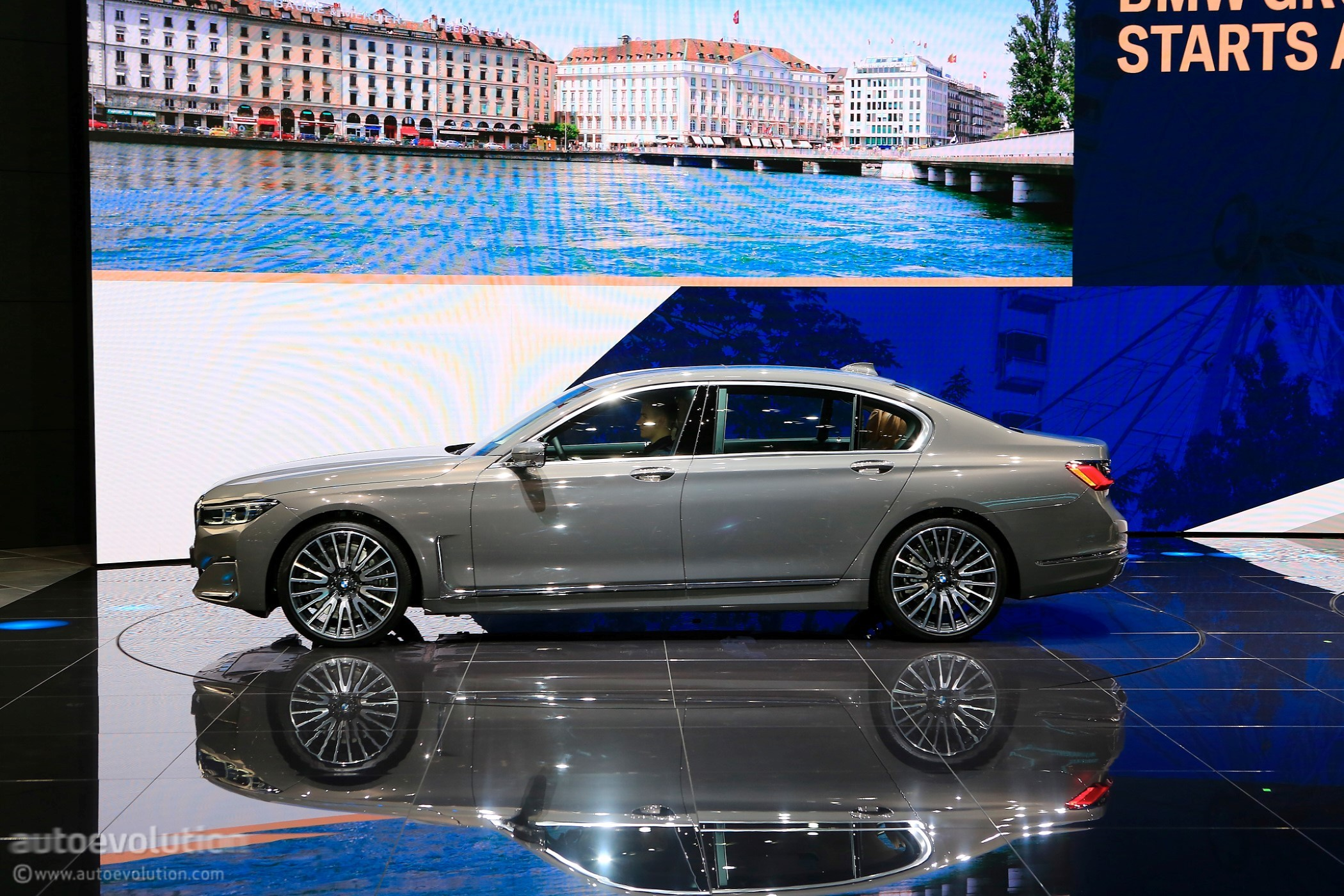BMW 7 Series EV Rumored To Launch Next Decade, i7s Could ...