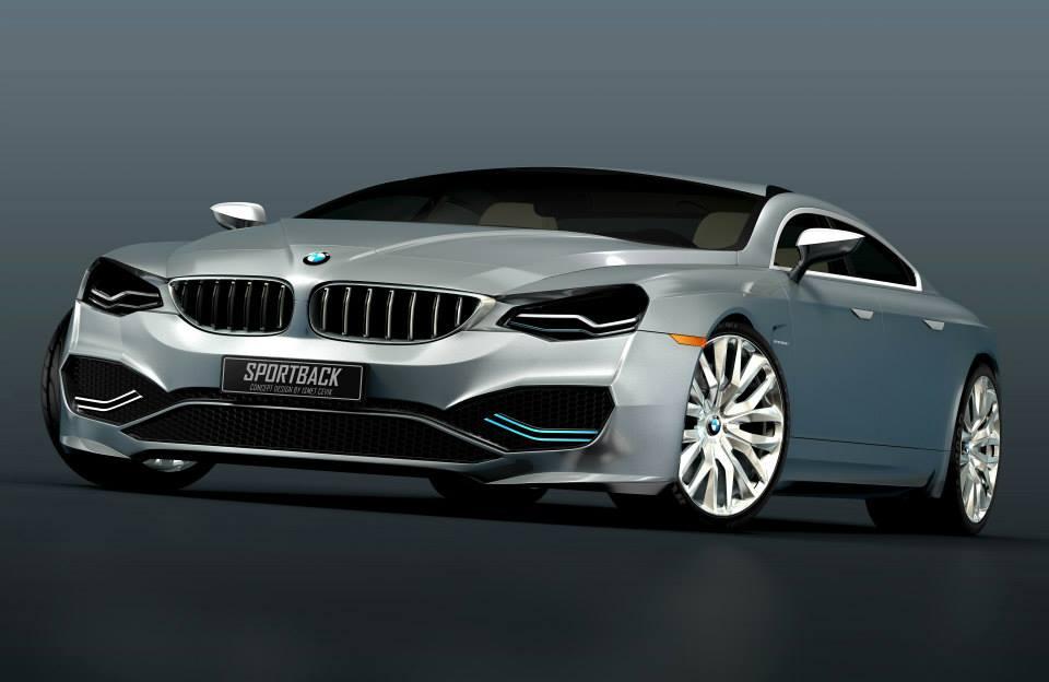 BMW 7 Series Sportback Concept