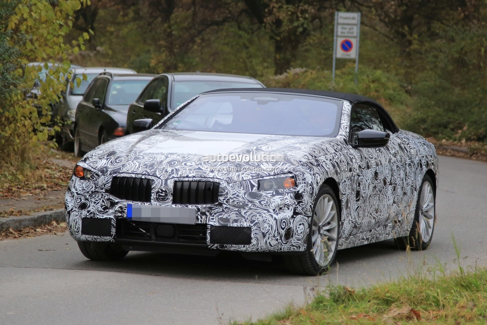 2019 - [BMW] Série 8 (G14/G15) - Page 5 Bmw-8-series-convertible-spied_1