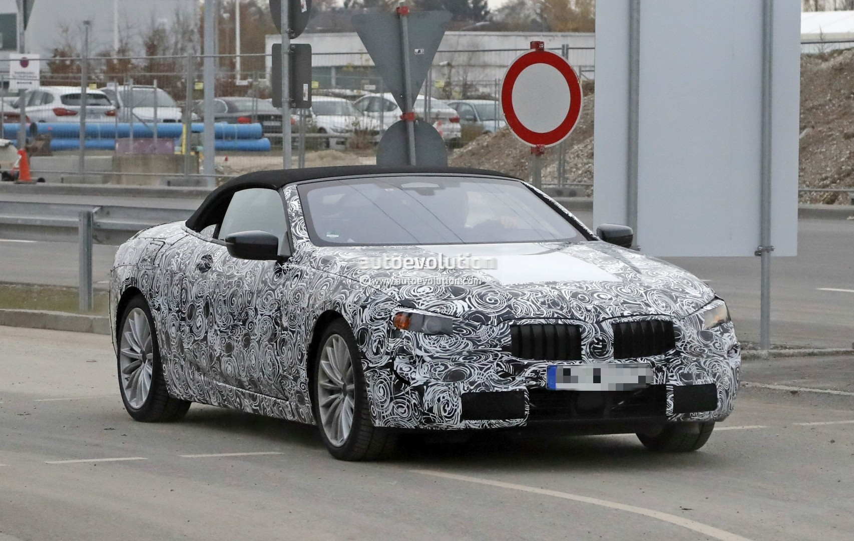 2018 bmw 8 series convertible. beautiful 2018 bmw 8 series convertible spied to 2018 bmw series convertible
