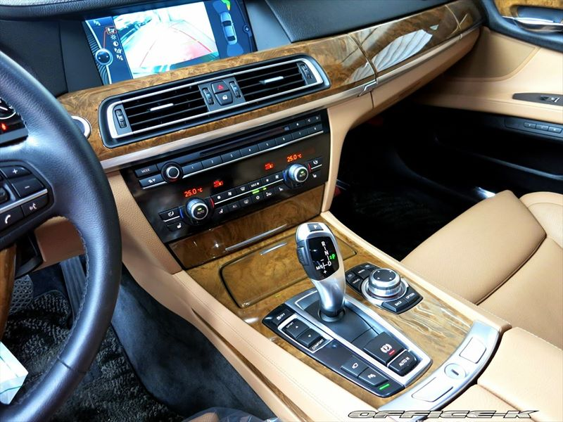 Bmw Activehybrid 7 Gets Tuned In Japan Autoevolution