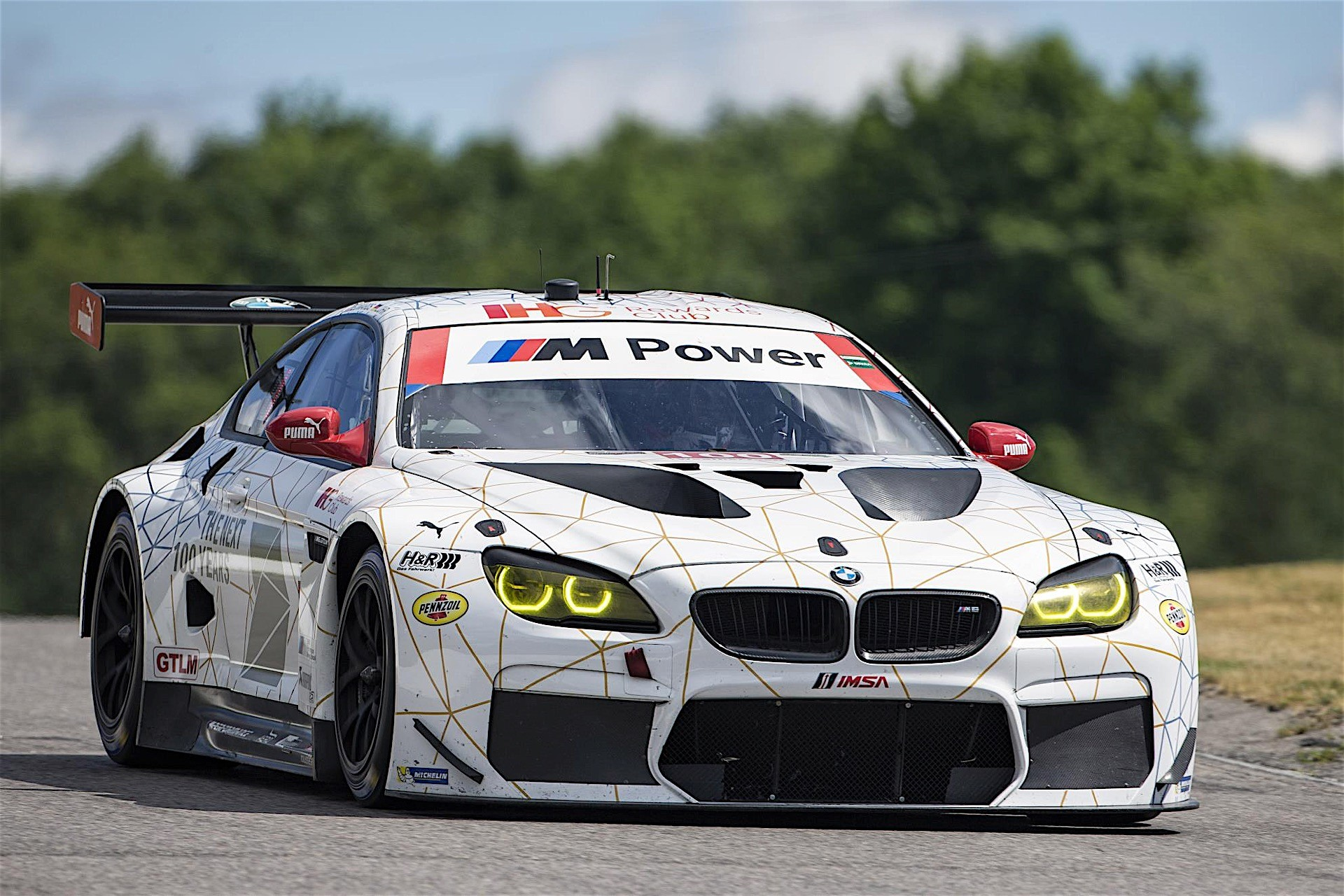 Bmw Will Return In The World Endurance Championship With A
