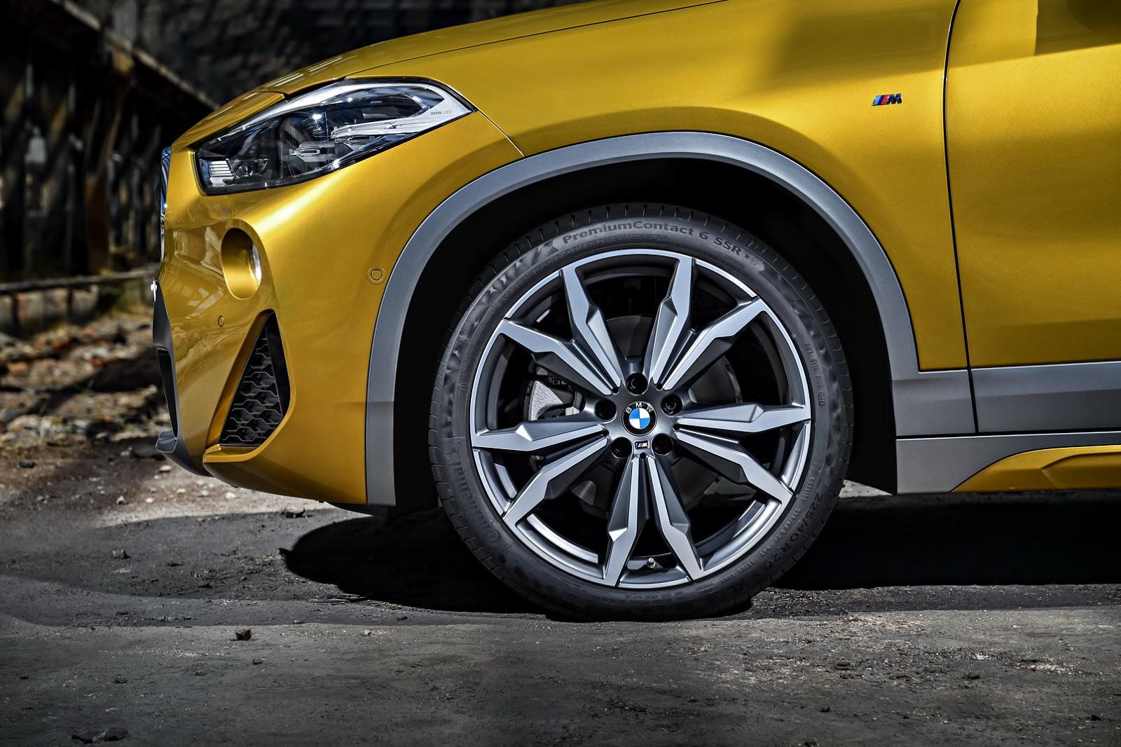 Price Evolution Bitcoin >> 2018 BMW X2 M Sport X POV Test Drive Is Here - autoevolution