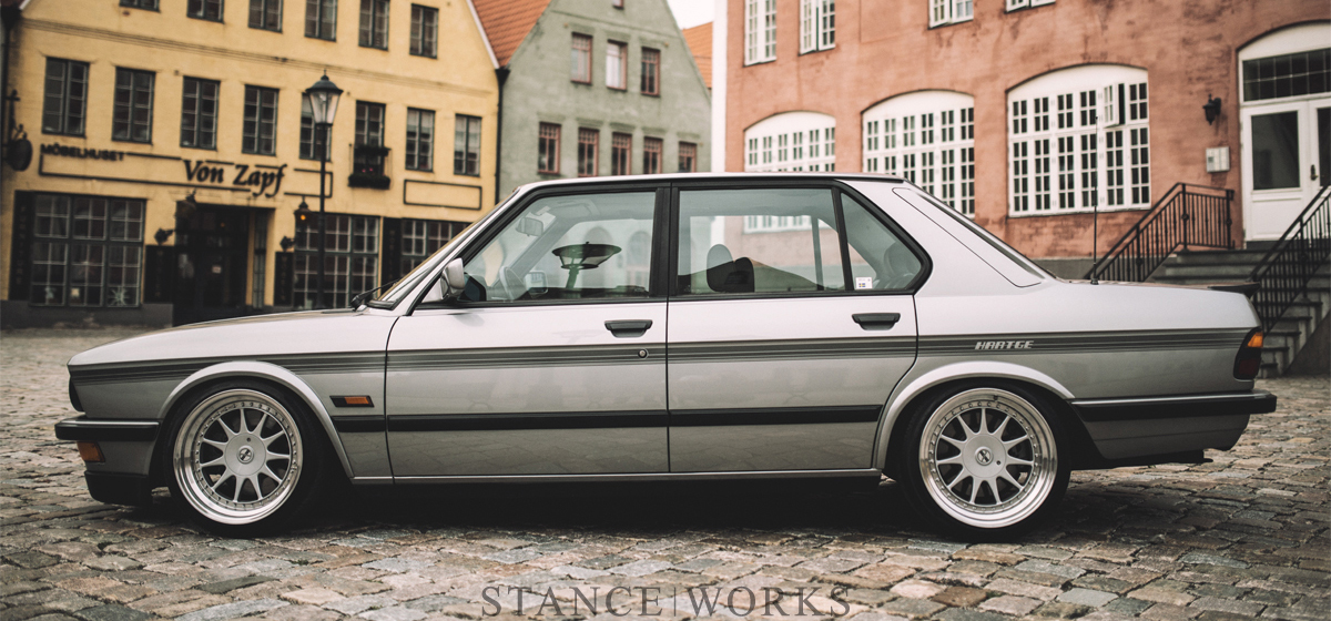 Bmw As It U2019s Supposed To Be  Hartge 1987 535i