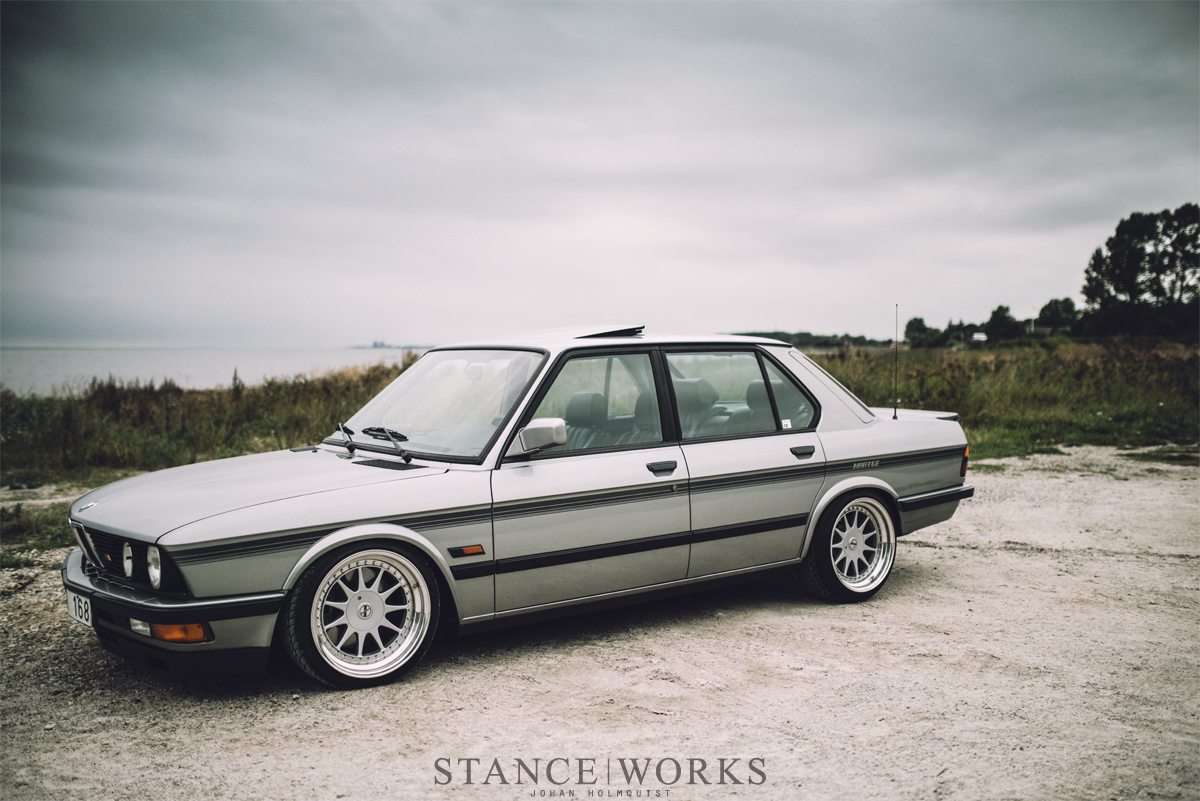 Bmw As It S Supposed To Be Hartge 1987 535i Autoevolution