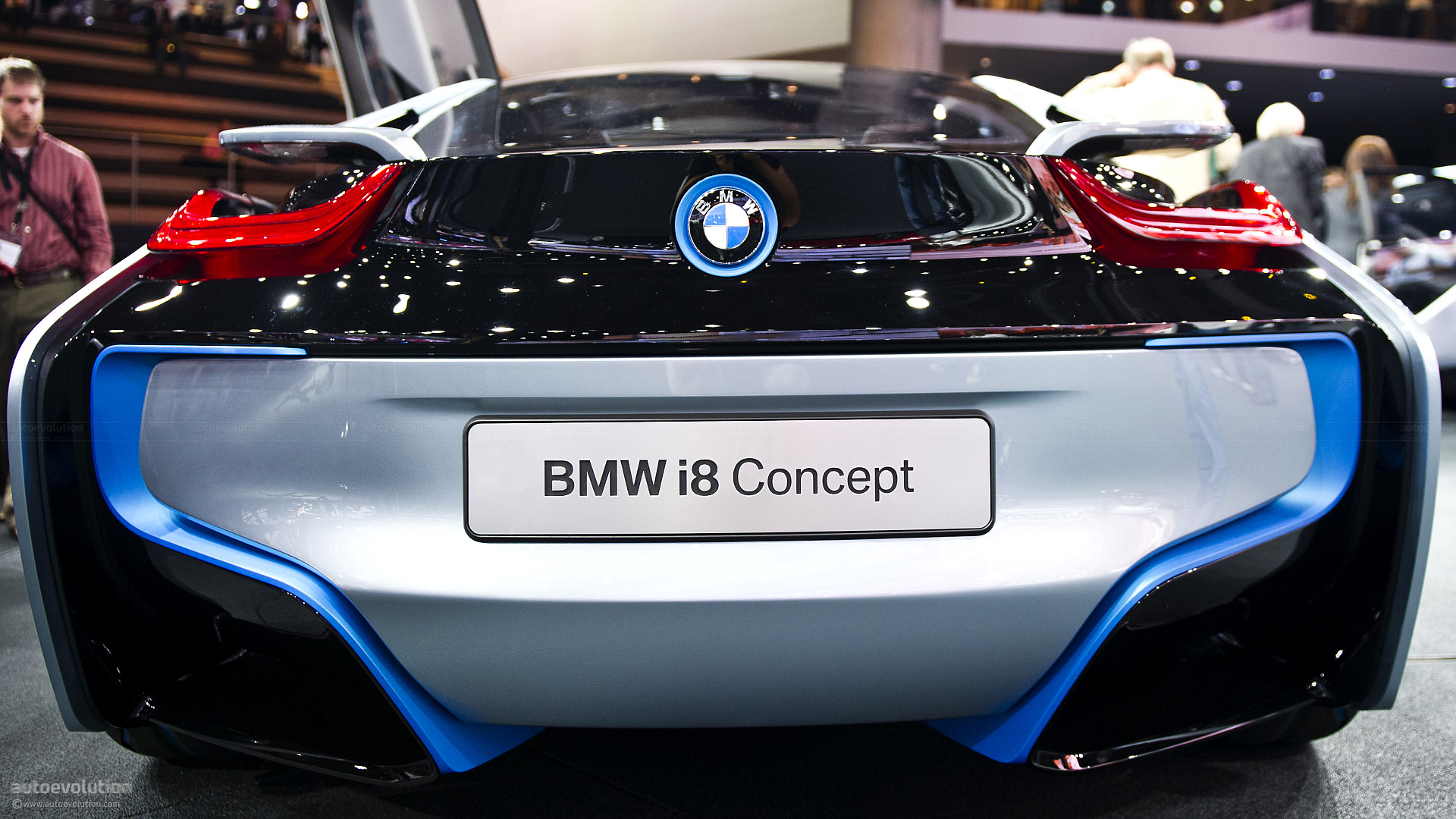 BMW Bringing i3 and i8 Concepts to Tokyo - autoevolution