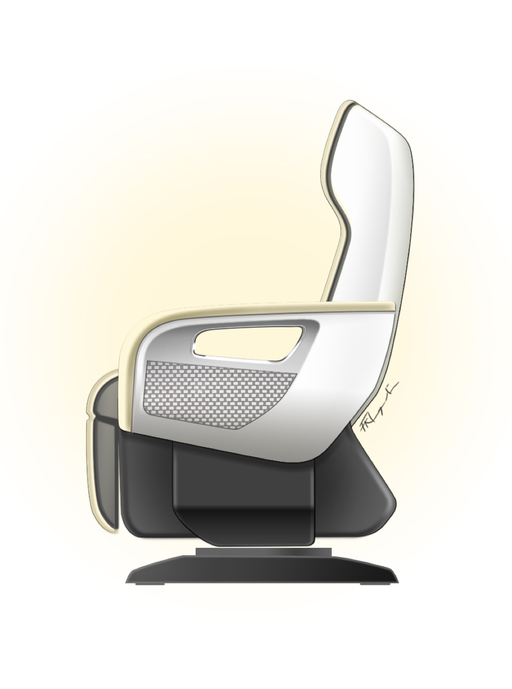 Bmw Business Jet Seats For Iacobucci Hf Autoevolution