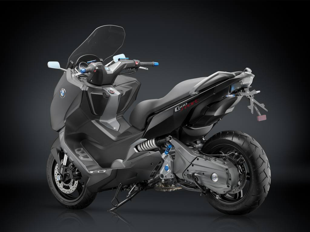 bmw c 600 sport by rizoma looks fantastic autoevolution. Black Bedroom Furniture Sets. Home Design Ideas
