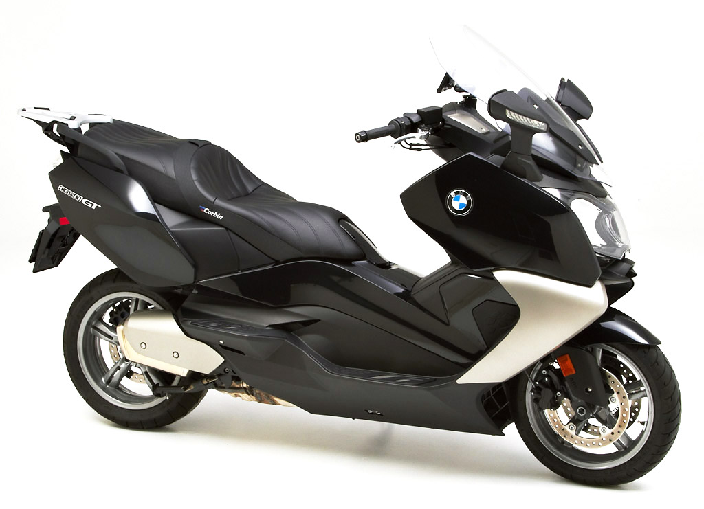 bmw c650 gt receives corbin dual seat autoevolution. Black Bedroom Furniture Sets. Home Design Ideas