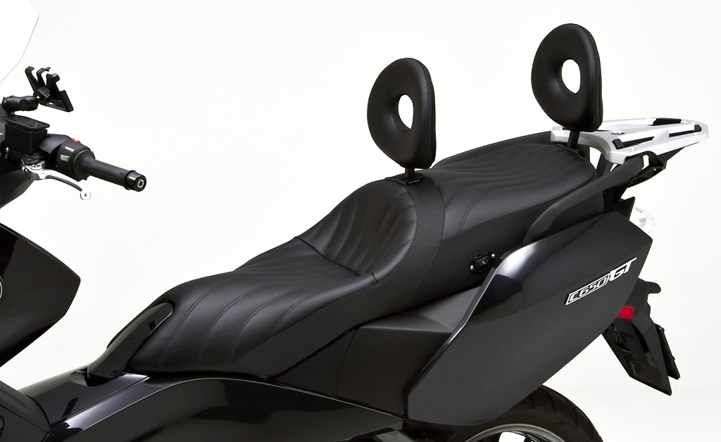 Bmw C650 Gt Receives Corbin Dual Seat Autoevolution