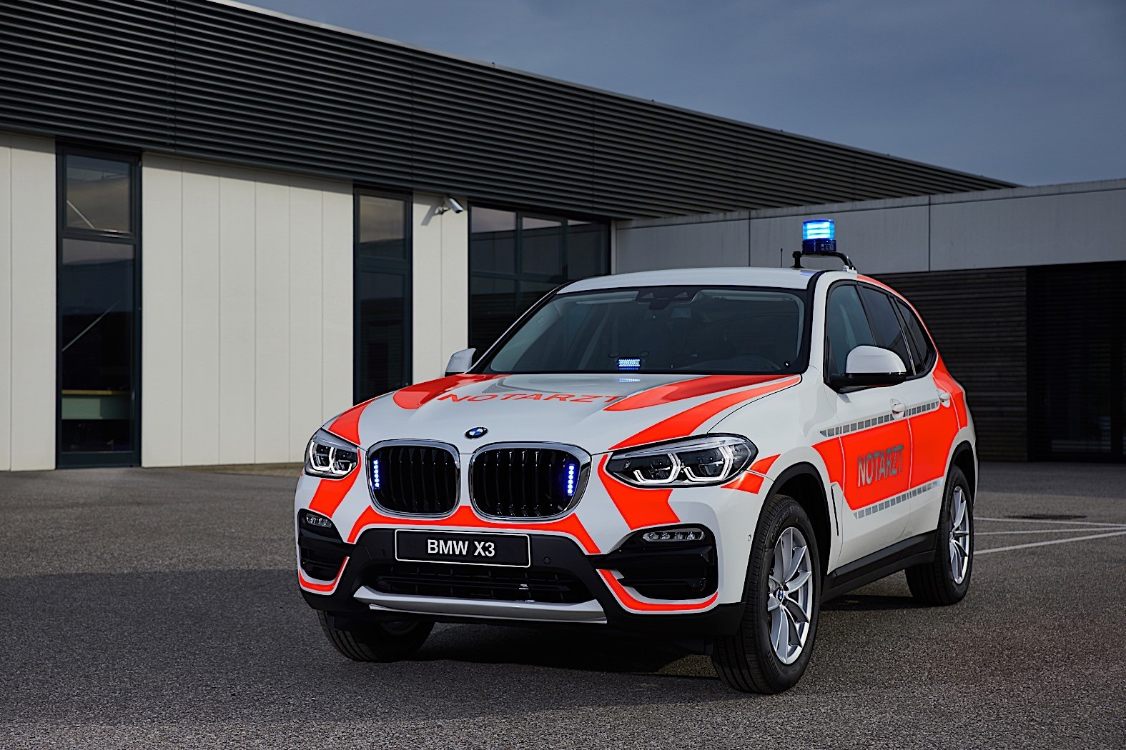 Bmw Cars Turn First Responders For Rettmobil 2018