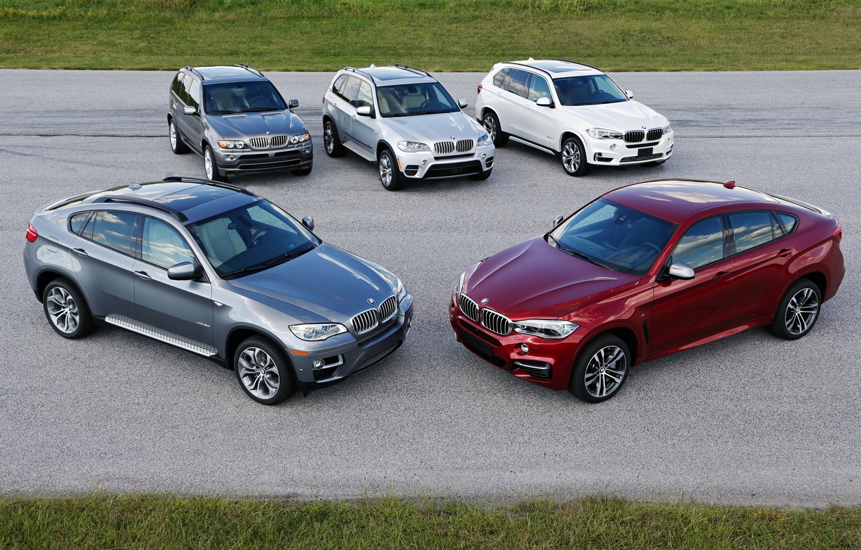 Bmw Celebrates 15 Years Of X Models Autoevolution