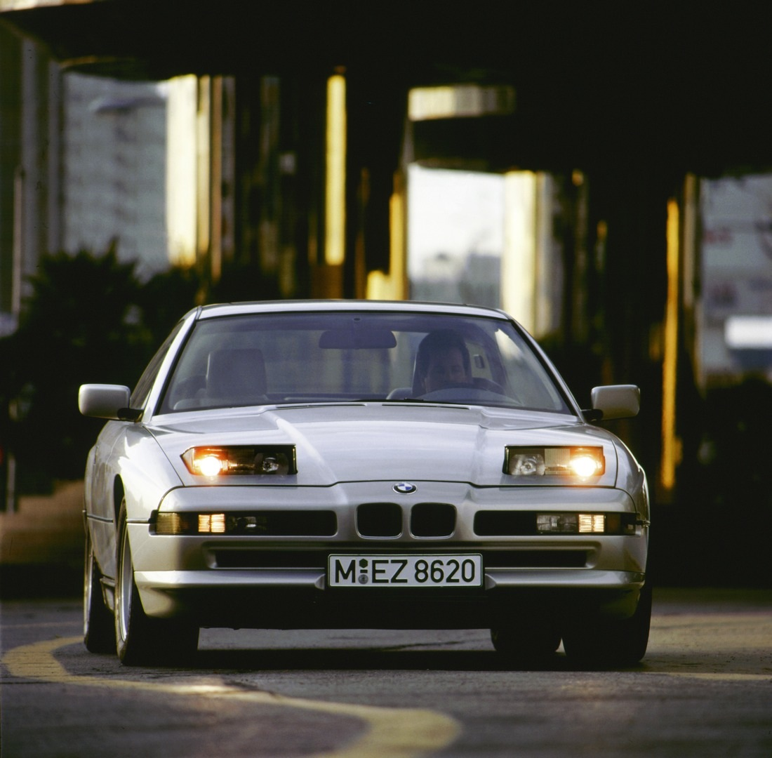 Bmw Years: BMW Celebrates 25 Years Of The 8 Series With 120 Car