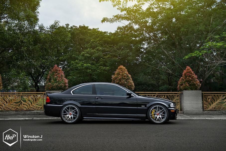 BMW Class On BBS Wheels E Ci Autoevolution - Bmw 325ci