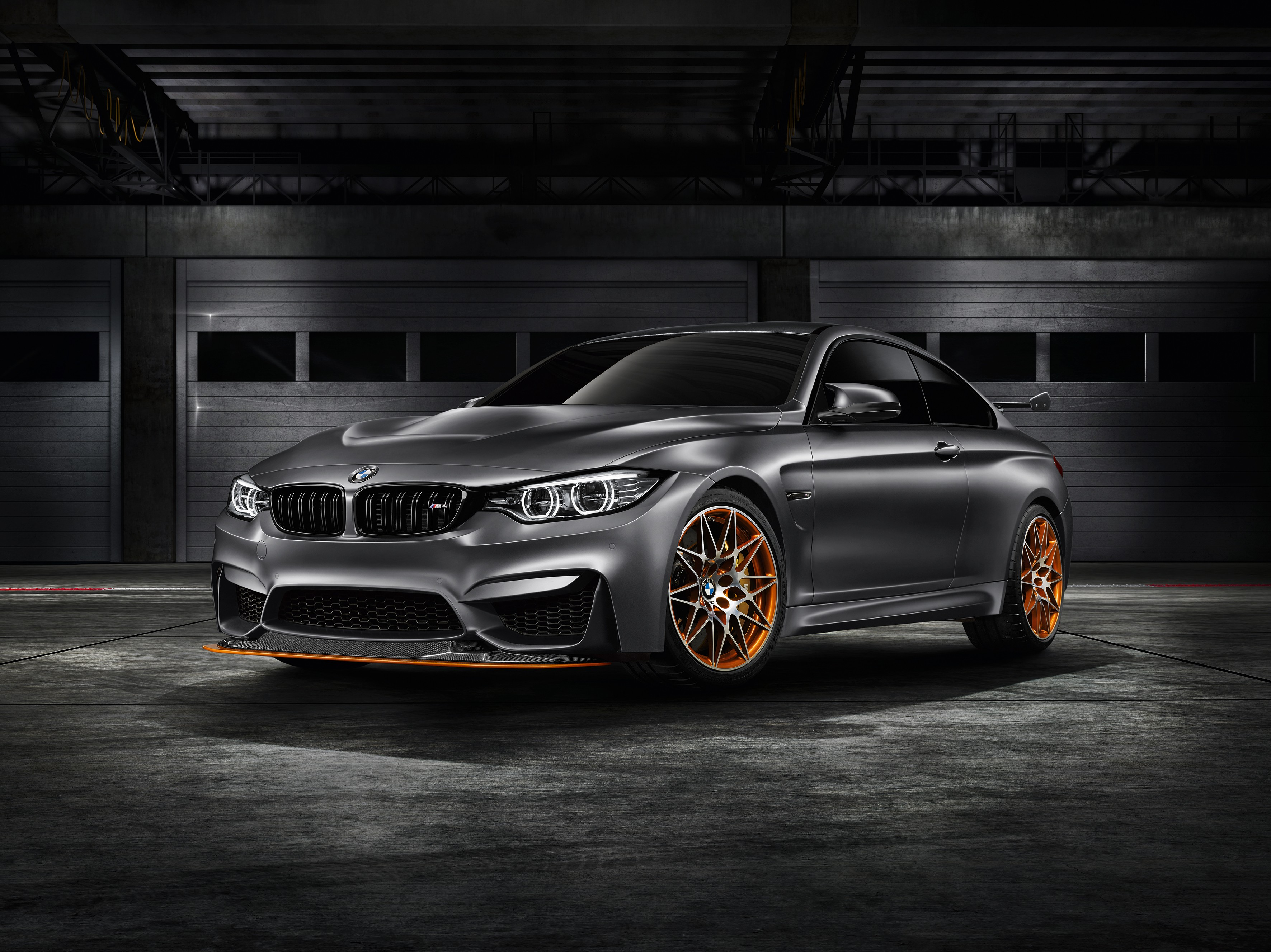 bmw concept m4 gts makes world debut at pebble beach with oled lighting autoevolution. Black Bedroom Furniture Sets. Home Design Ideas