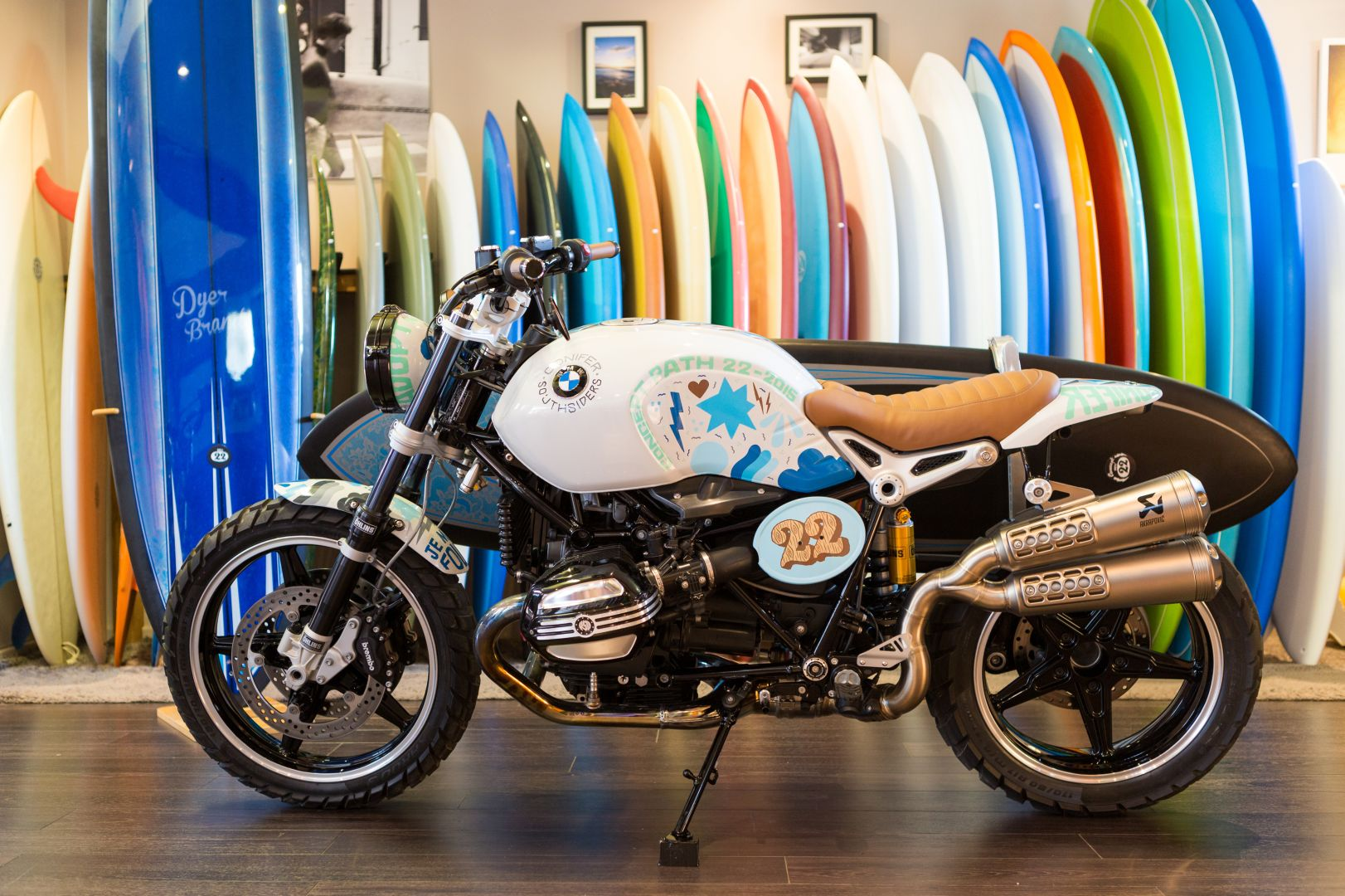 Atlantic Auto Sales >> BMW Concept Path 22 Is a Surf-Ready R nineT - autoevolution