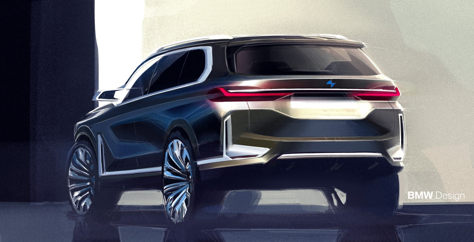 Bmw X8 M Rendered Production Rumors Intensify Autoevolution